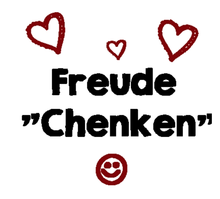 """DieCheckerin """"chenkt Freude""""……oder Blogger können auch sozial……"""