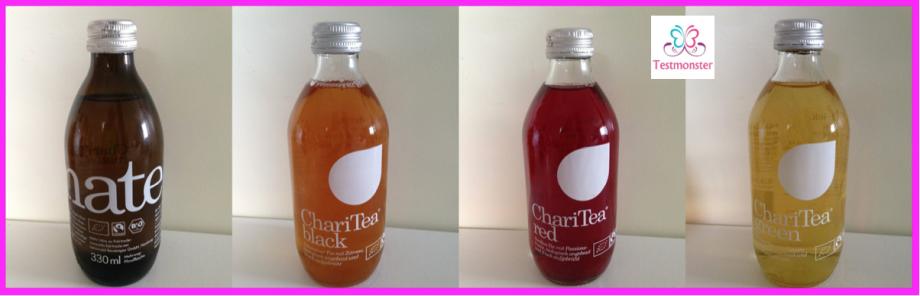 Testmonster trinkt ChariTea von LemonAid…..oder wie man Tee für einen guten Zweck trinkt