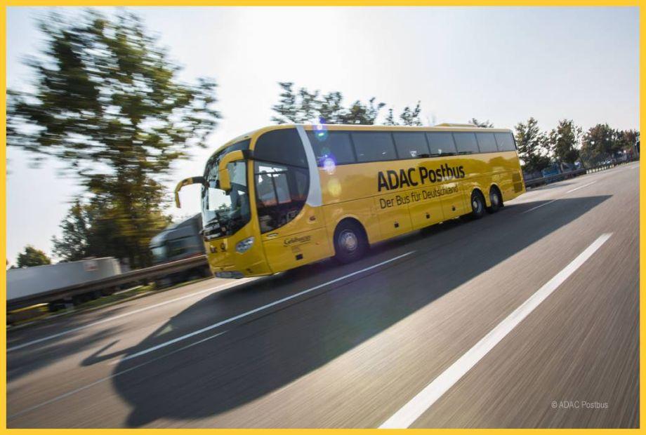 """ADAC Postbus Busreisen….""""Bus fahren ist wieder cool"""""""