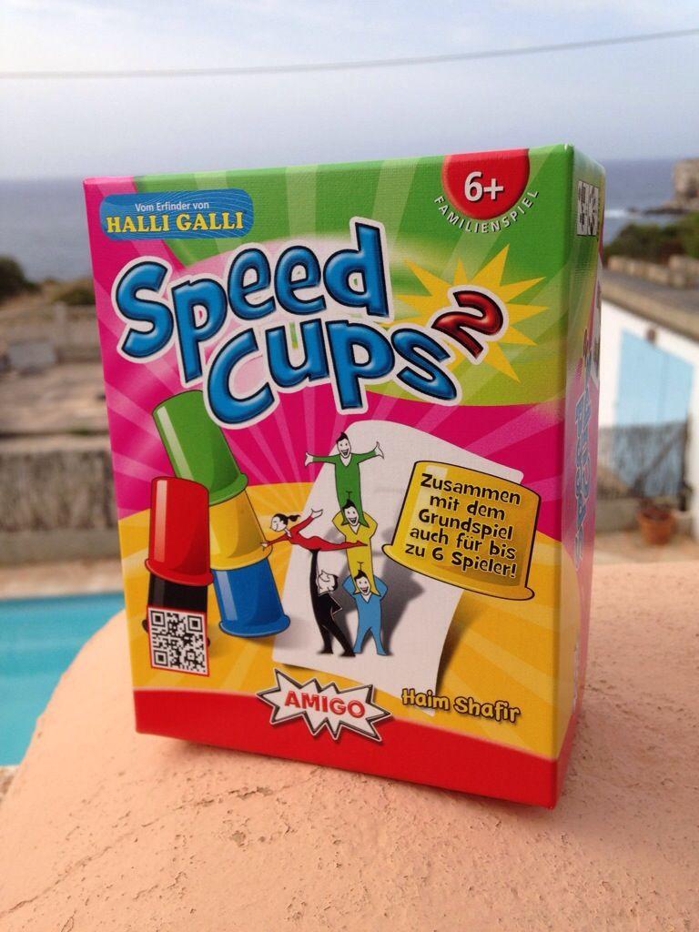 Speed Cups 2 auf Mallorca….