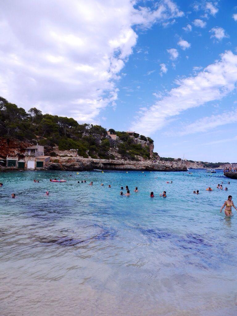 Cala Es Llombards, Mallorca…Beachday