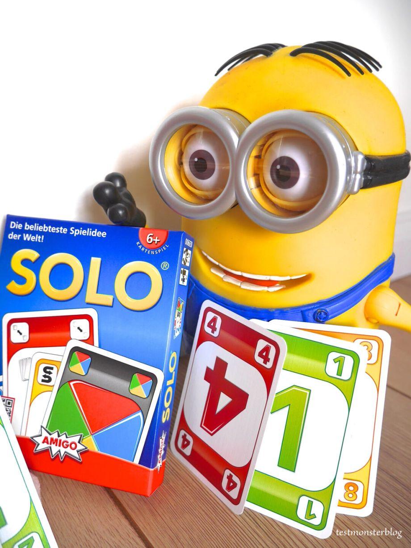 AMIGO SOLO…tausche Deine Karten….