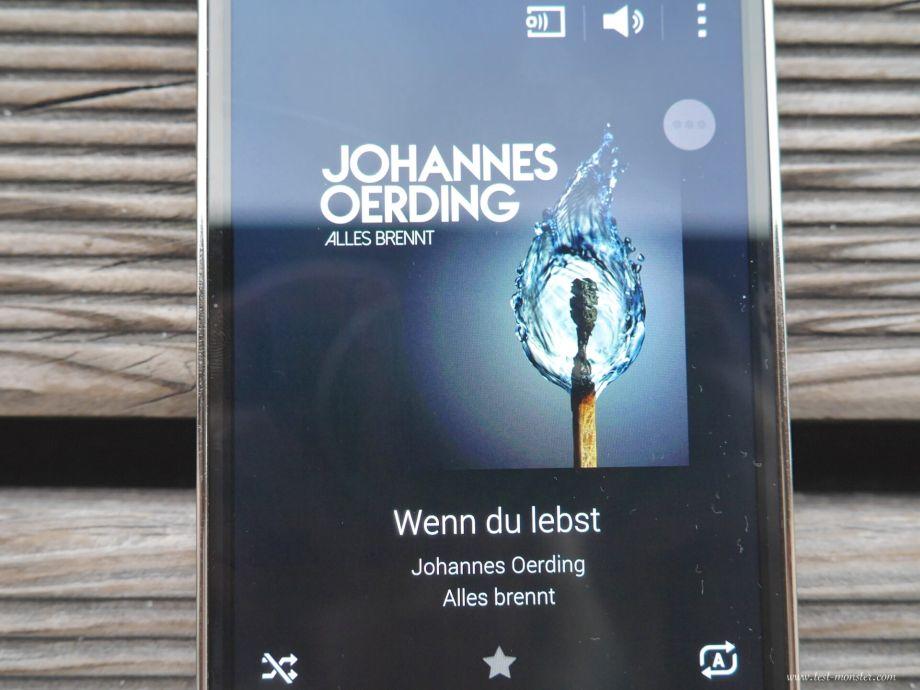 wer BITTE ist Johannes Oerding…alles brennt….