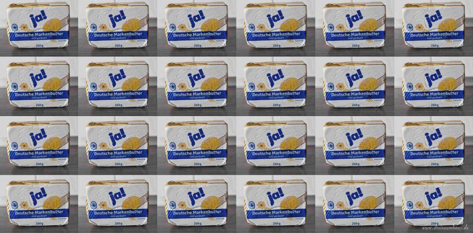 hcg-Diät 24 Stücke Butter