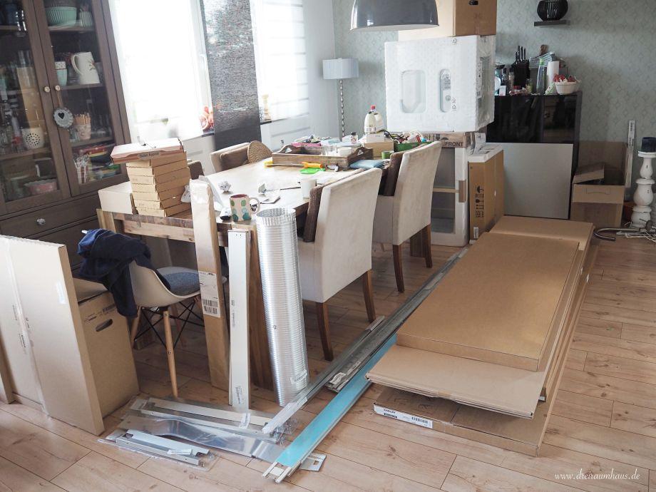 dreiraumhaus ikea kueche planung faktum Ikea Metod kuechenplanung