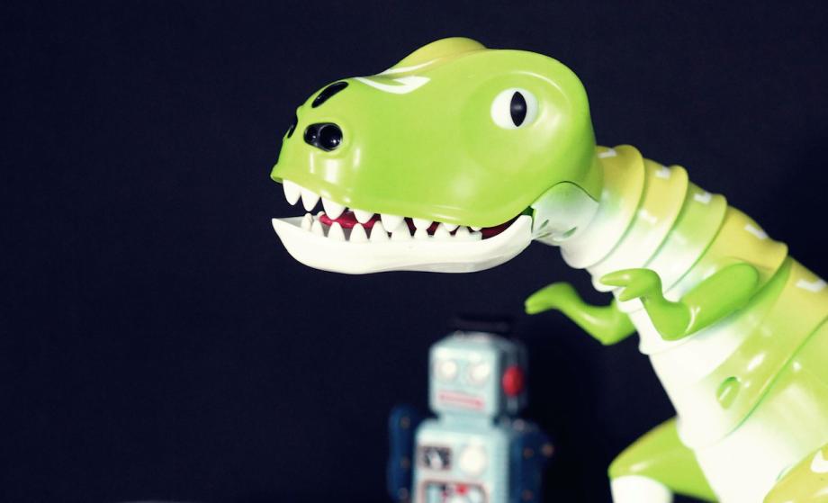 Zoomer Dino Roboter