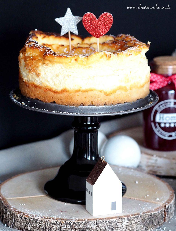dreiraumhaus kaesekuchen rezept diamant sirupzucker