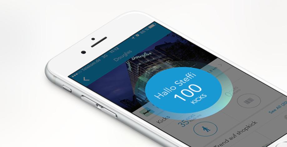 dreiraumhaus shopkick app
