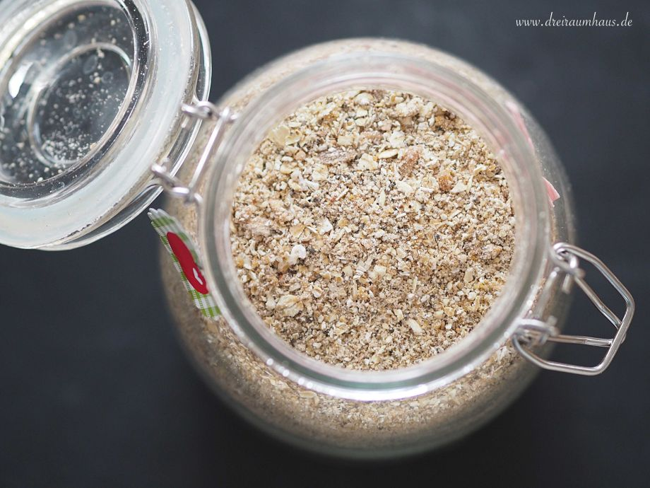 dreiraumhaus hoover jamies superfood granola Bianco Forte