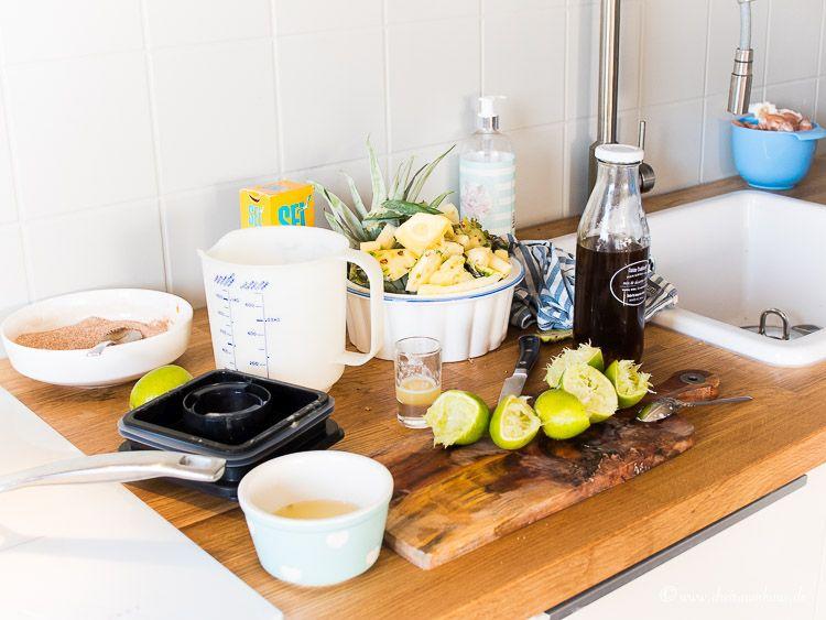 vegetarisches Linsen Chili dreiraumhaus linsenchili linsentopf linsensuppe chili