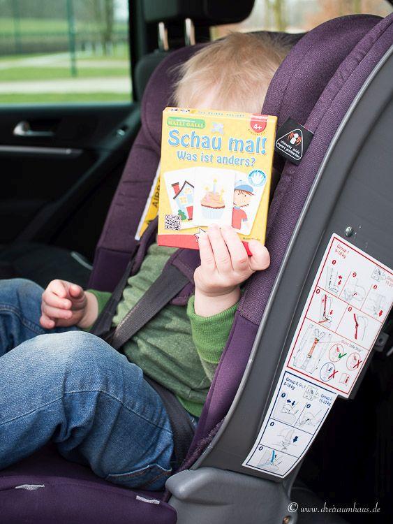 Diono Reboarder Kindersitz Amigo Bloggerevent Hamburg