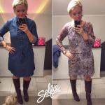dreiraumhaus kleider fashion mode heine