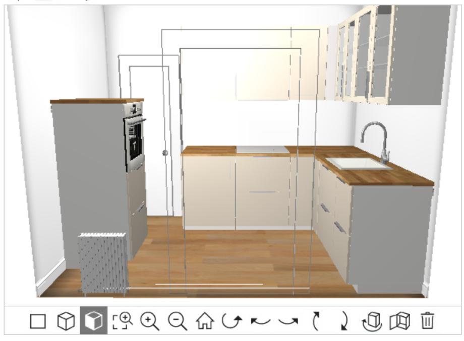 dreiraumhaus ikea metod kuechenplanung ikea küchenplanung