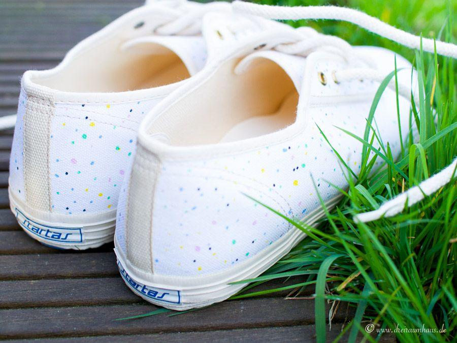 Frühling in den Schuhen…..