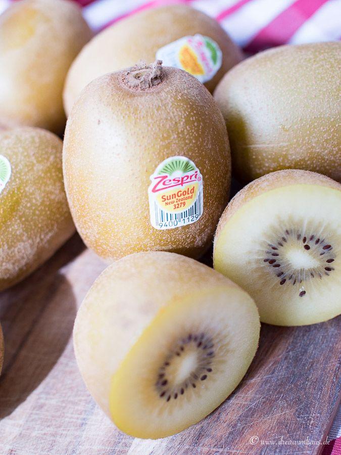 dreiraumhaus zespri kiwi gruener smoothie gewinnspiel kitchenaid Zespri SunGold Kiwis