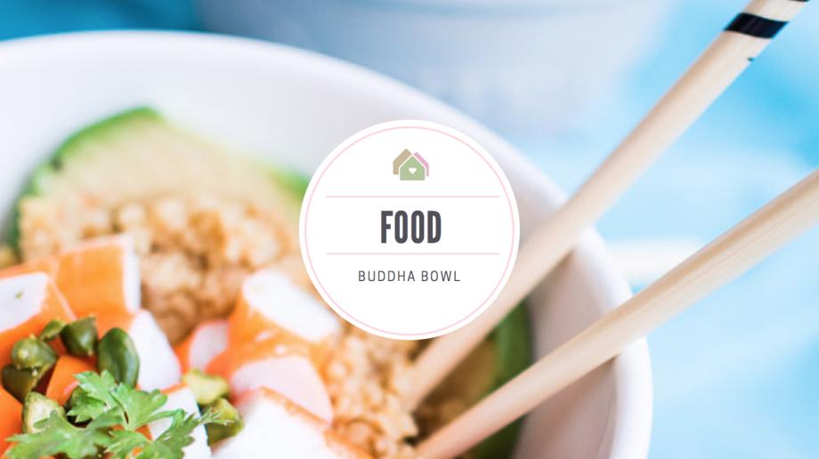 dreiraumhaus buddha bowl