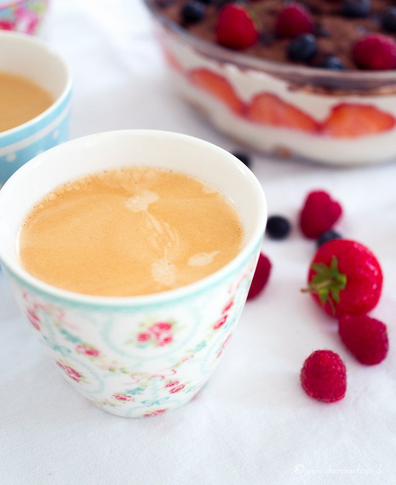 dreiraumhaus alberto espresso erdbeertiramisu tiramisu food rezepte kaffee