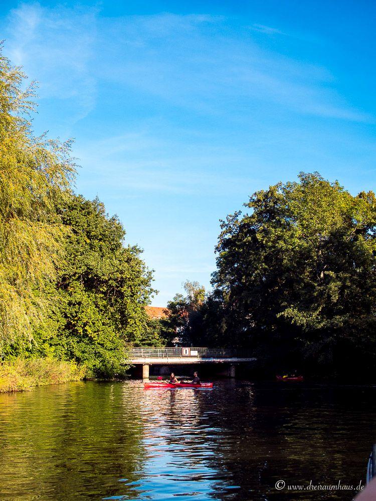 Leipzig Bootstour: Warum in Leipzig unbedingt eine Bootstour machen muss?!