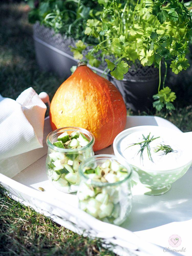 gurken kohlrabi salat ein letzter sommergru im montagsmampf. Black Bedroom Furniture Sets. Home Design Ideas
