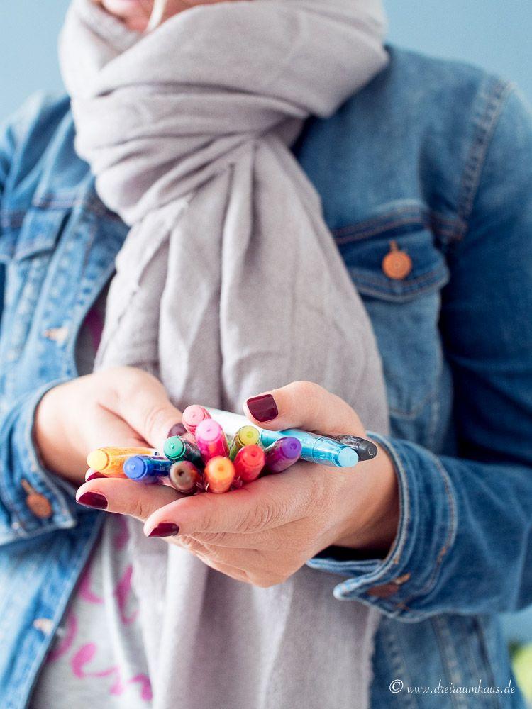 Entscheidungen einfach wegradieren…mit Frixion Colors!