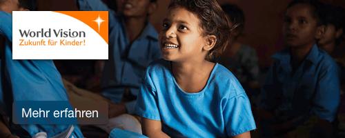 World Vision Kinderpatenschaften