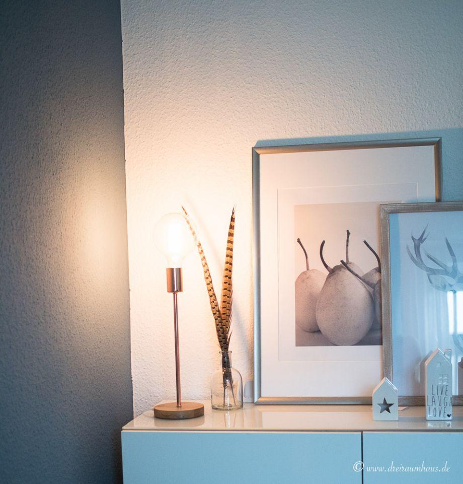 Licht, Lampen, Leuchten - viele Lichter für kleine Räume...
