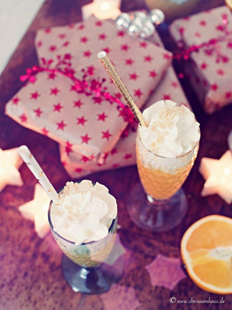 Geschenkempfehlungen mit Orangenpunsch und Gläsern von Villeroy & Boch im Leipziger Lifestyleblog dreiraumhaus.