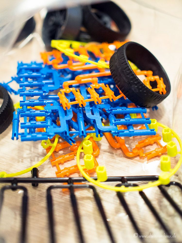 dreiraumhaus clementoni Construction Challenge lifestyleblog leipzig leipzigblog
