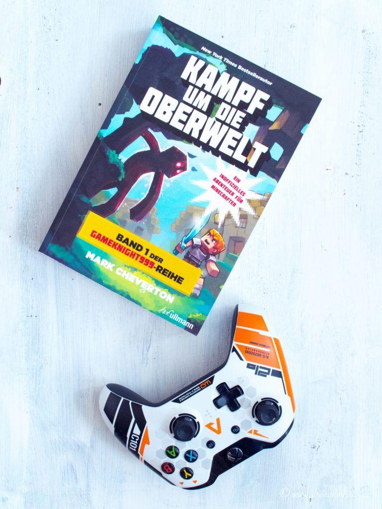 dreiraumhaus kampf um die oberwelt mark cheverton buchempfehlung minecraft kinderbuch lifestyleblog leipzig-2