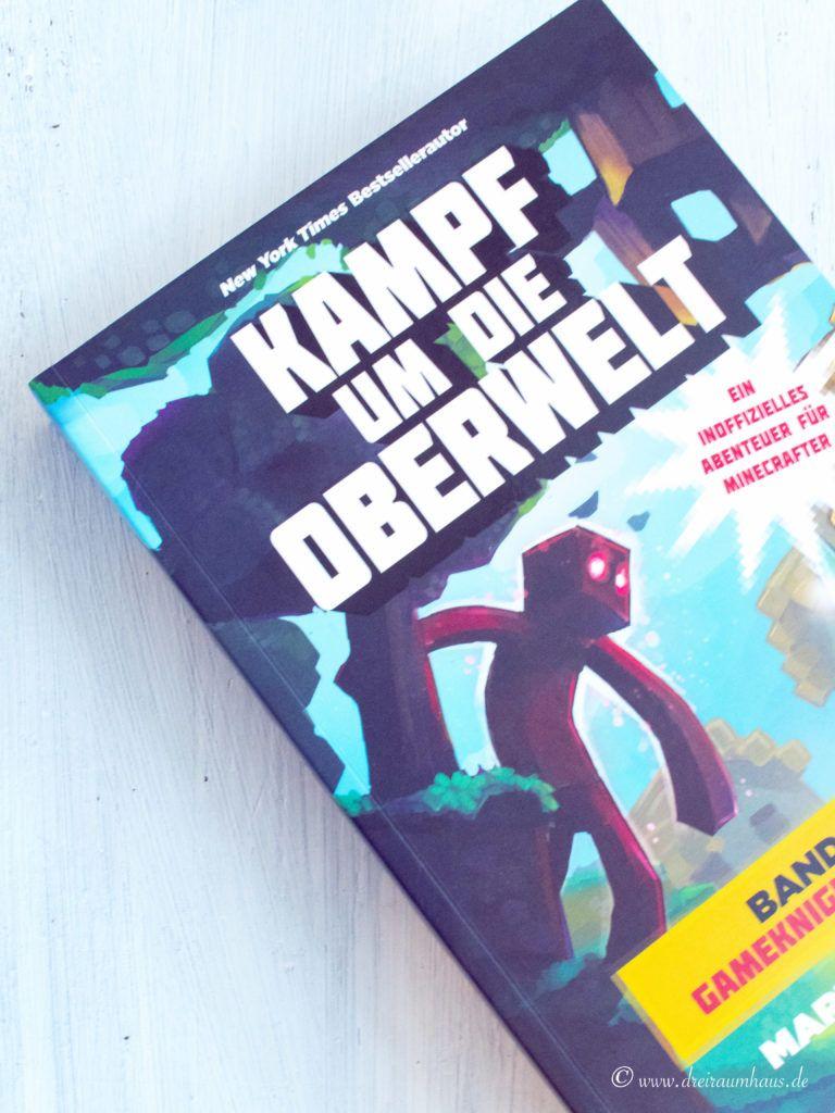 dreiraumhaus kampf um die oberwelt mark cheverton buchempfehlung minecraft kinderbuch lifestyleblog leipzig-4