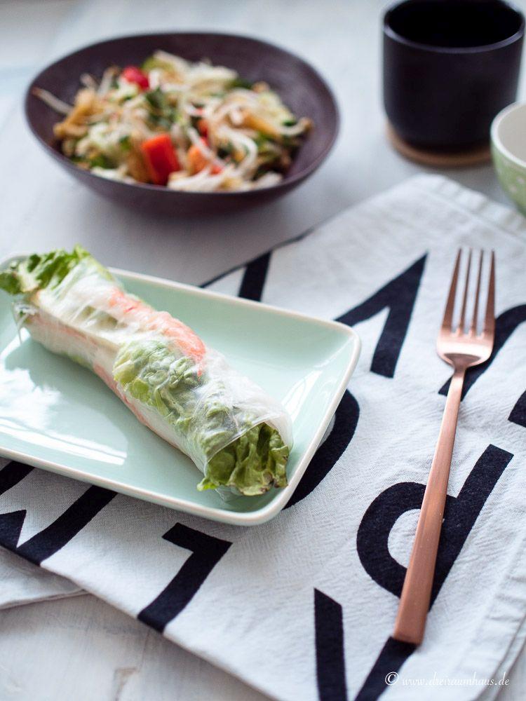 dreiraumhaus montagsmampf food rezept asisalat mit tofu und sommerrolle summerroll lifestyleblog leipzig-10