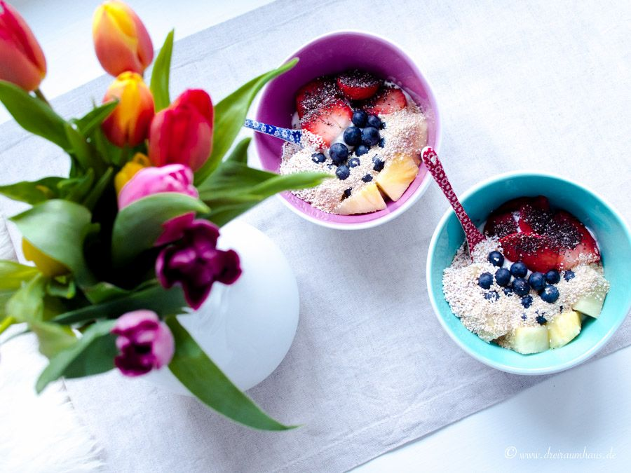 dreiraumhaus 58products fruehstueck skyr mit fruechten Joghurt Bowl food lifestyleblog leipzig