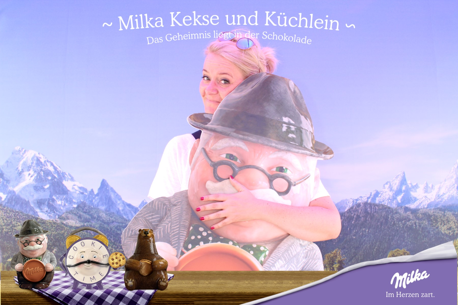 Milka Keksdosen Tour: Impressionen aus Leipzig und ein Gewinnspiel!