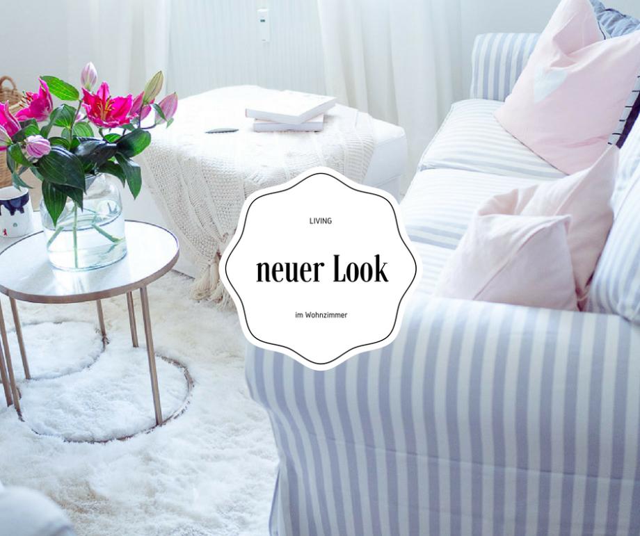 LIVING: Ein Update zum Wohnzimmer mit Farrow & Ball und neue Sofabezüge mit Bemz Design…