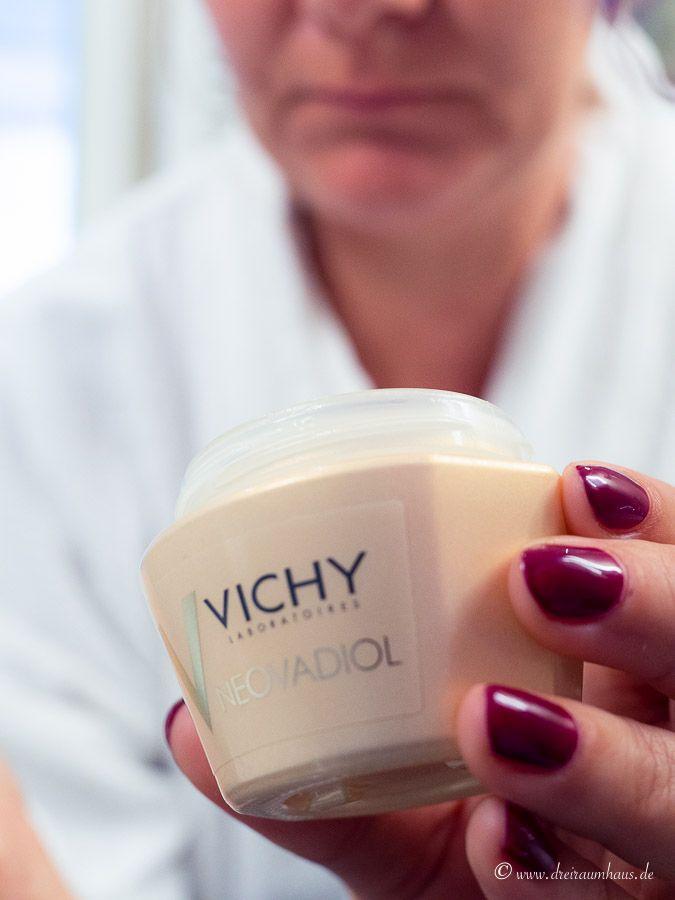 Warum die Gesichtspflege von VICHY NEOVADIOL sexy ist?