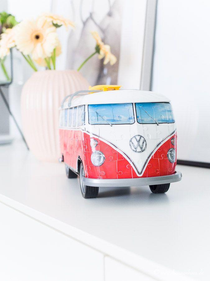 Wenn Träume manchmal eine völlig andere Wendung nehmen...3D Puzzle Volkswagen T1