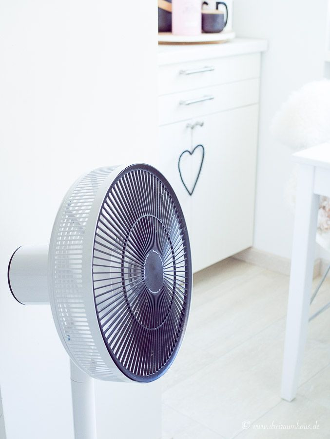 BALMUDA GreenFan Ventilator Meine Tipps gegen Hitze in der Wohnung und welche Dinge für einen klaren Kopf sorgen!
