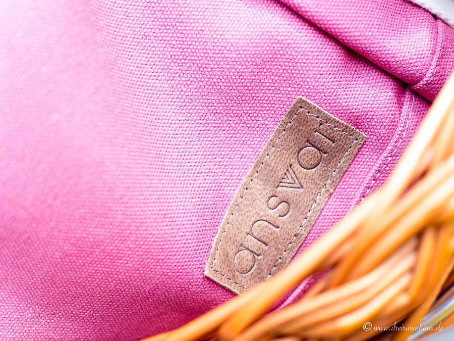 Warum ein Rucksack hübsch sein muss? Melawear Ansvar von Lieblingstasche.de ist so ein hübsches Teil!