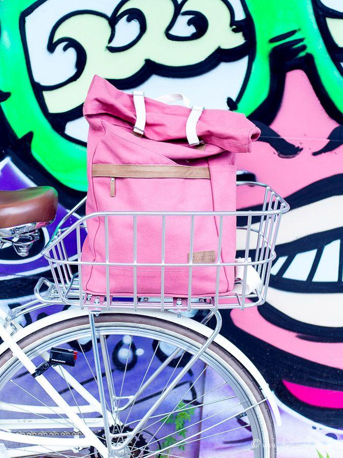 Mut zur Lücke...mein (glückliches) Leben ohne Führerschein! Oder wie pimpe ich mein Fahrrad mit Fahrradkörben und einer hübschen Fahrradklingel von Basil?!