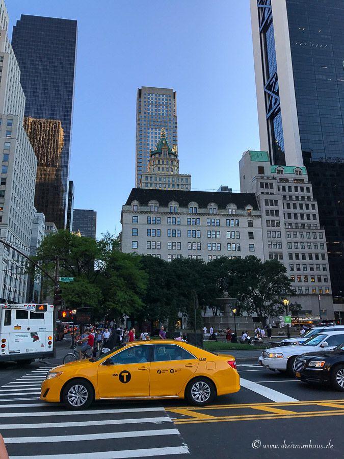 New York Urlaub - New York #1 - Warum ich überwältigt und zerrissen bin von dieser Stadt! Meine ersten Eindrücke...