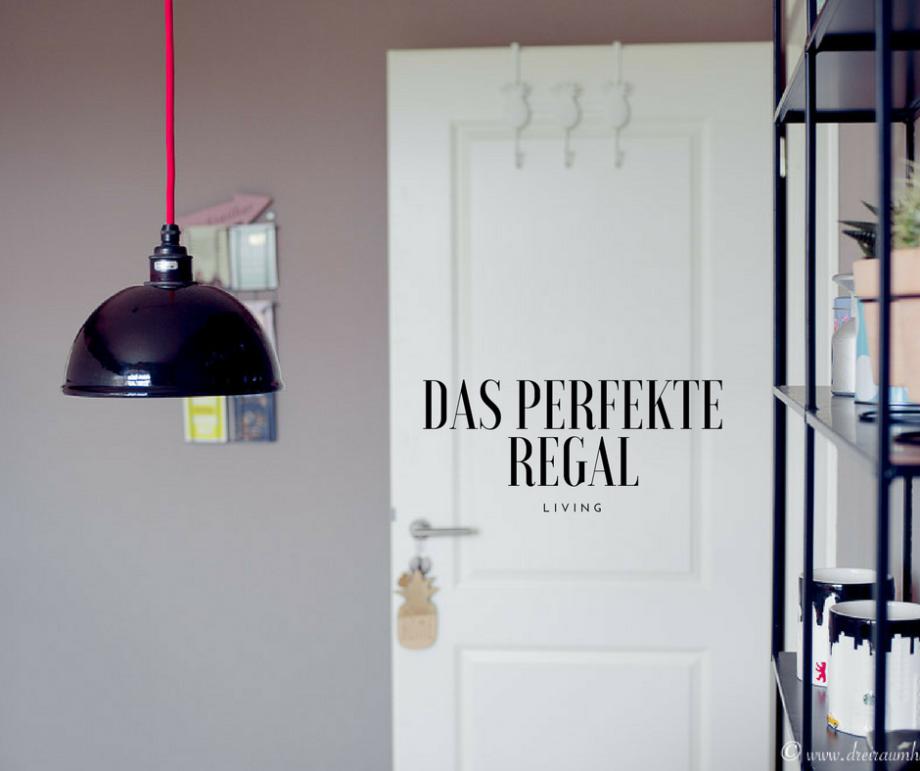 LIVING: Das perfekte Regal! #neuewohnungteil4