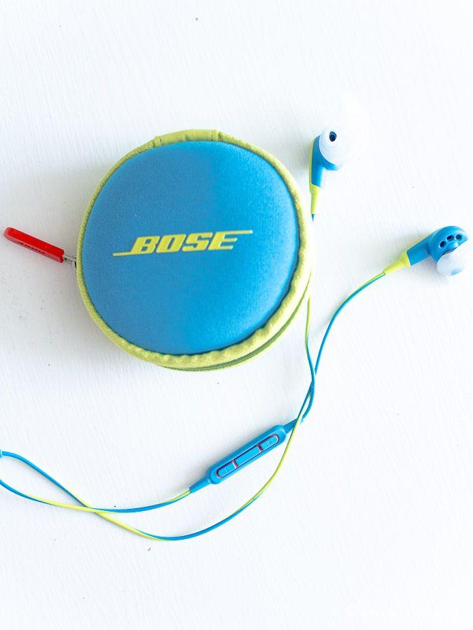 Motivation für Frauen – ein Tagebuch: Die richtigen Kopfhörer ersetzen manchmal einen Personal Trainer! Ein Shopping-Tipp! Bose Soundsport in-ear Kopfhörer!