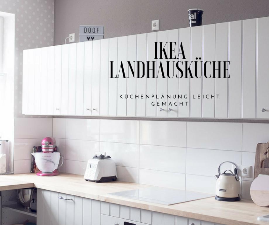 Küchen ikea  Warum ich mich immer wieder für eine IKEA Küche entscheiden würde!