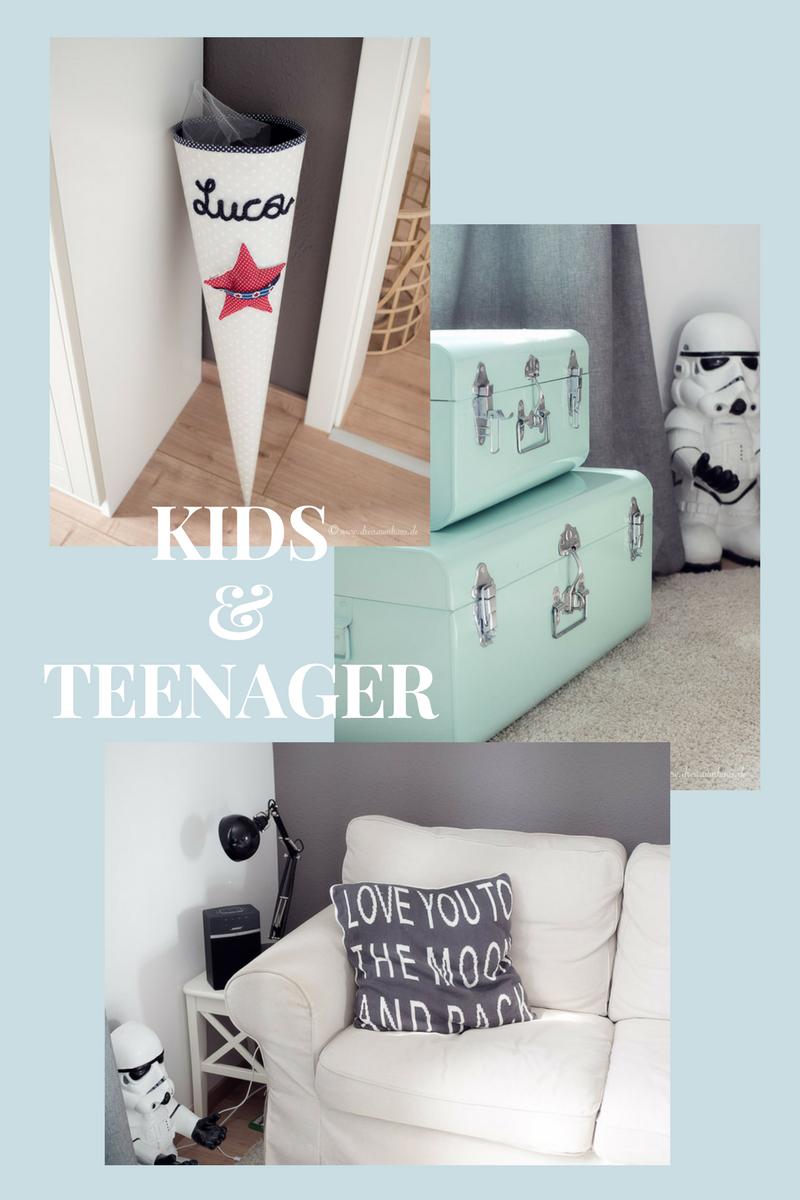LIVING: Mama, ich wünsch mir eine Pflanze! Wie richtet man das Zimmer oder Kinderzimmer eines Teenagers ein? #neuewohnungteil5