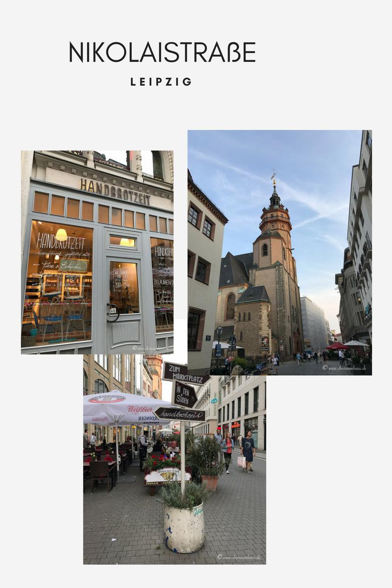 Ein Nachmittag in Leipzig für Anfänger...Raus in den Sommer mit Rotkäppchen Fruchtsecco
