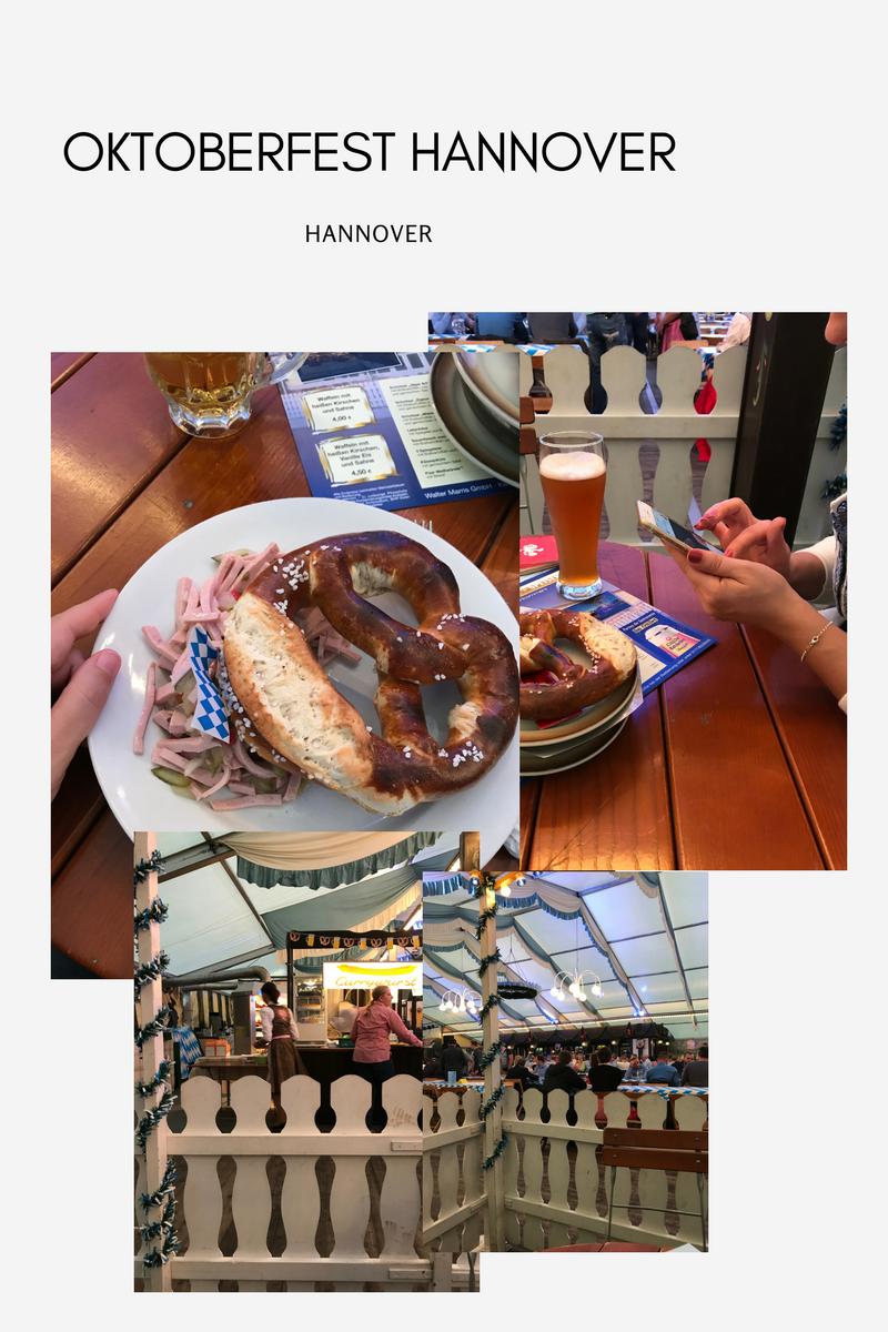 Die Suche nach dem perfekten Pullover, ein Citytrip nach Hannover und warum man das Oktoberfest besser in München feiert!
