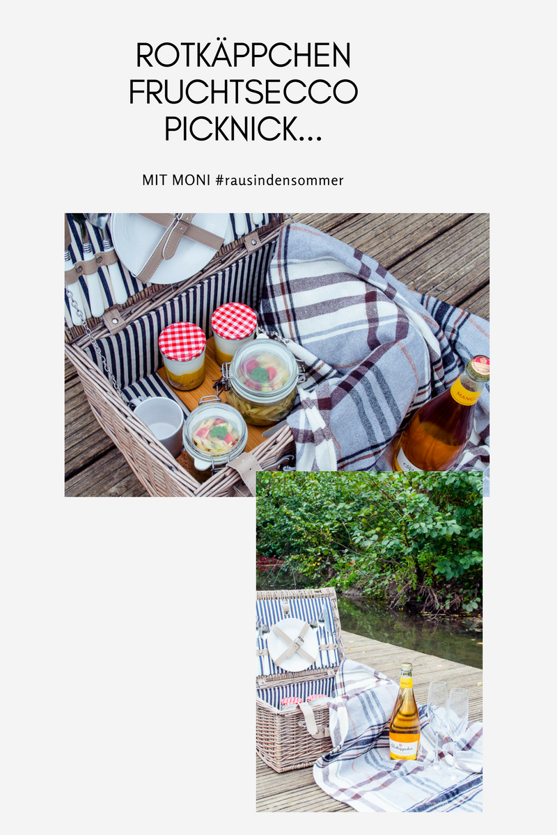 rotk ppchen fruchtsecco eine beschwipste picknick berraschung. Black Bedroom Furniture Sets. Home Design Ideas