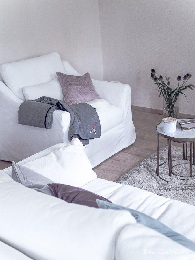 living wohnzimmer gestaltung ein kuscheliger herbst. Black Bedroom Furniture Sets. Home Design Ideas