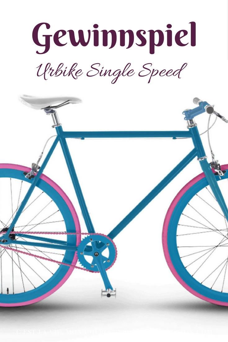 Warum die Morgenroutine so wichtig ist für einen großartigen Start in den Tag? Erzählt mir von Eurer Morgenroutine und gewinnt 3 Urbike Single Speed Fahrräder!