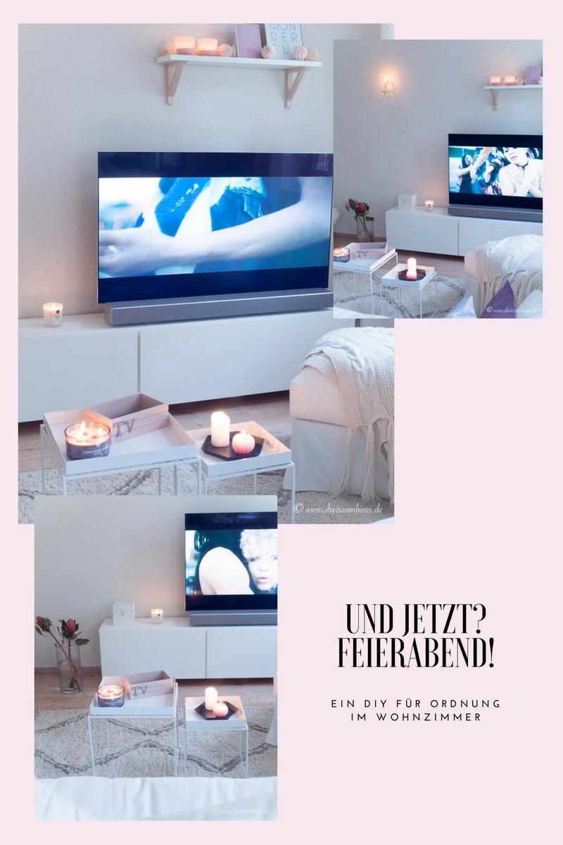 Samsung Q7F TV, die One Connect Box und ein 20 Minuten DIY!